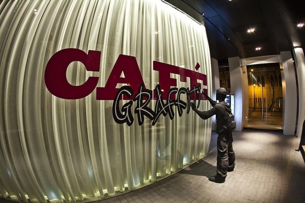 그래피티 갤러리 디자인 호텔(Graffit Gallery Design Hotel) Hotel Image 45 - Cafe