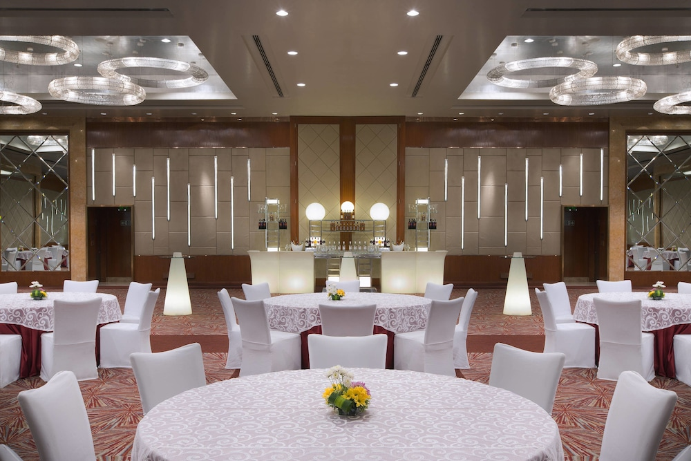 쉐라톤 그랜드 방갈로르 호텔 앳 브리게이드 게이트웨이(Sheraton Grand Bangalore Hotel at Brigade Gateway) Hotel Image 55 - Meeting Facility