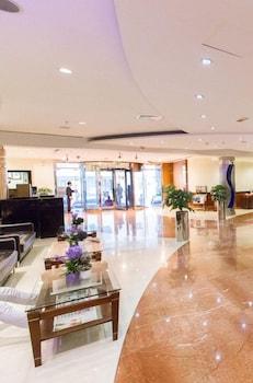 그랜드 센트럴 호텔(Grand Central Hotel) Hotel Image 2 - Lobby