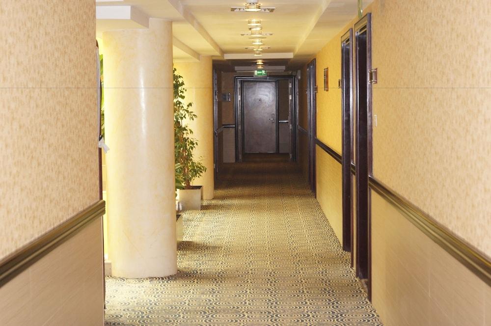 그랜드 센트럴 호텔(Grand Central Hotel) Hotel Image 41 - Hallway