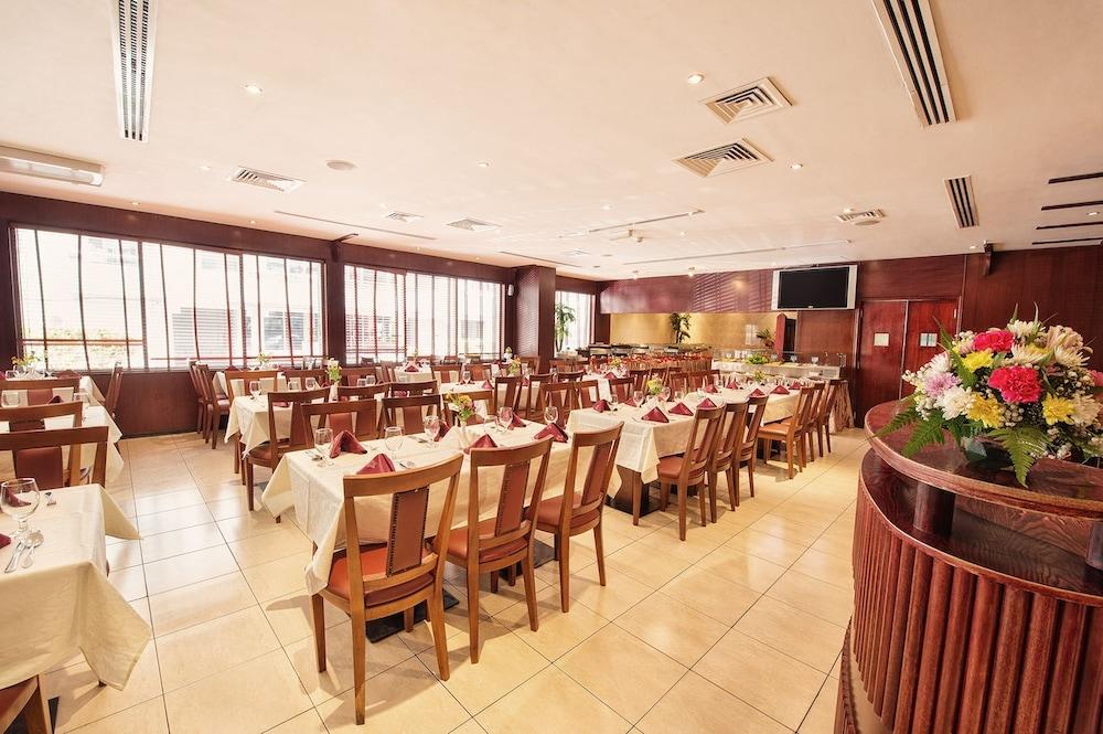 그랜드 센트럴 호텔(Grand Central Hotel) Hotel Image 33 - Restaurant