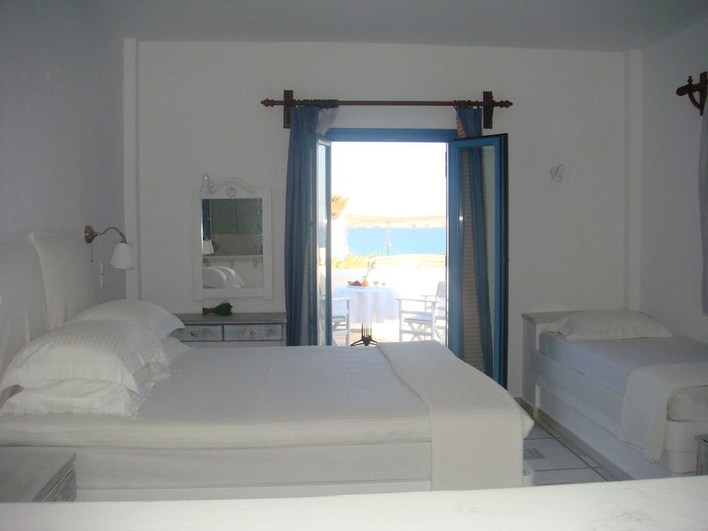 니시오티코 호텔(Nissiotiko Hotel) Hotel Image 5 - Guestroom