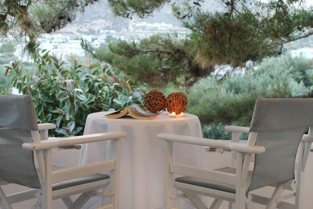 니시오티코 호텔(Nissiotiko Hotel) Hotel Image 49 - Outdoor Dining