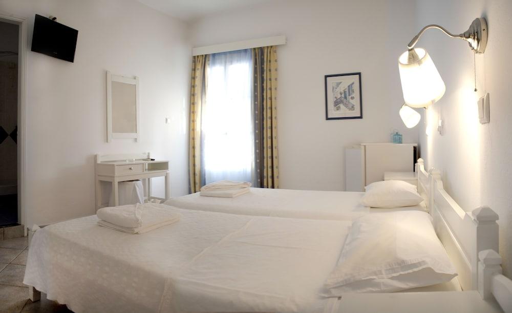 니시오티코 호텔(Nissiotiko Hotel) Hotel Image 14 - Guestroom