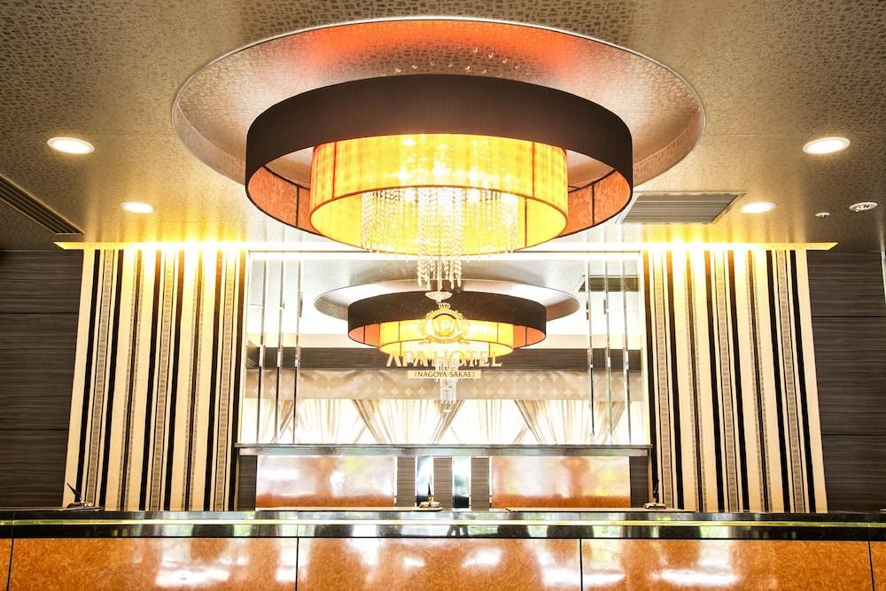 아파 호텔 나고야-사카에(APA Hotel Nagoya-Sakae) Hotel Image 2 - 로비