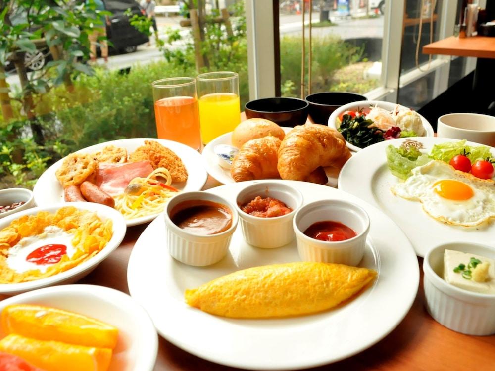 아파 호텔 나고야-사카에(APA Hotel Nagoya-Sakae) Hotel Image 39 - 뷔페