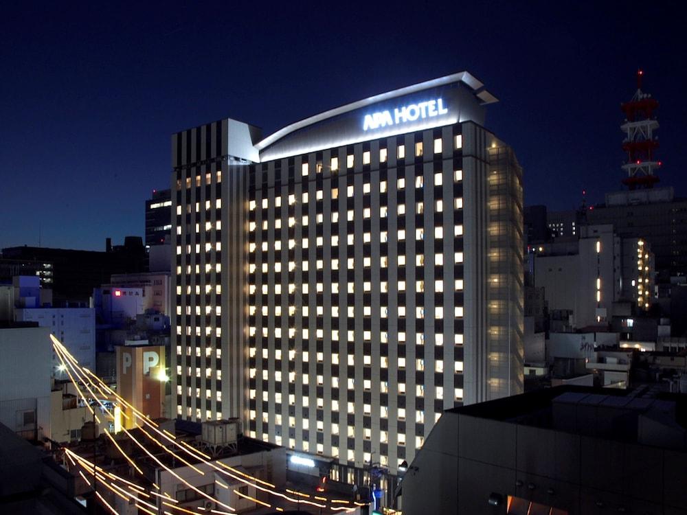 아파 호텔 나고야-사카에(APA Hotel Nagoya-Sakae) Hotel Image 0 - 대표 사진