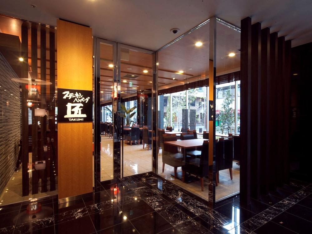 아파 호텔 나고야-사카에(APA Hotel Nagoya-Sakae) Hotel Image 33 - 식당