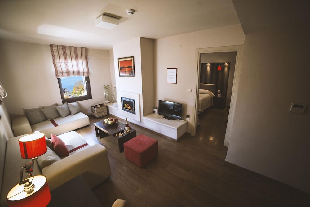 포르타리아 호텔(Portaria Hotel) Hotel Image 21 - Living Room