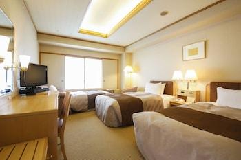 [天領閣] ツインルーム 禁煙|高山グリーンホテル