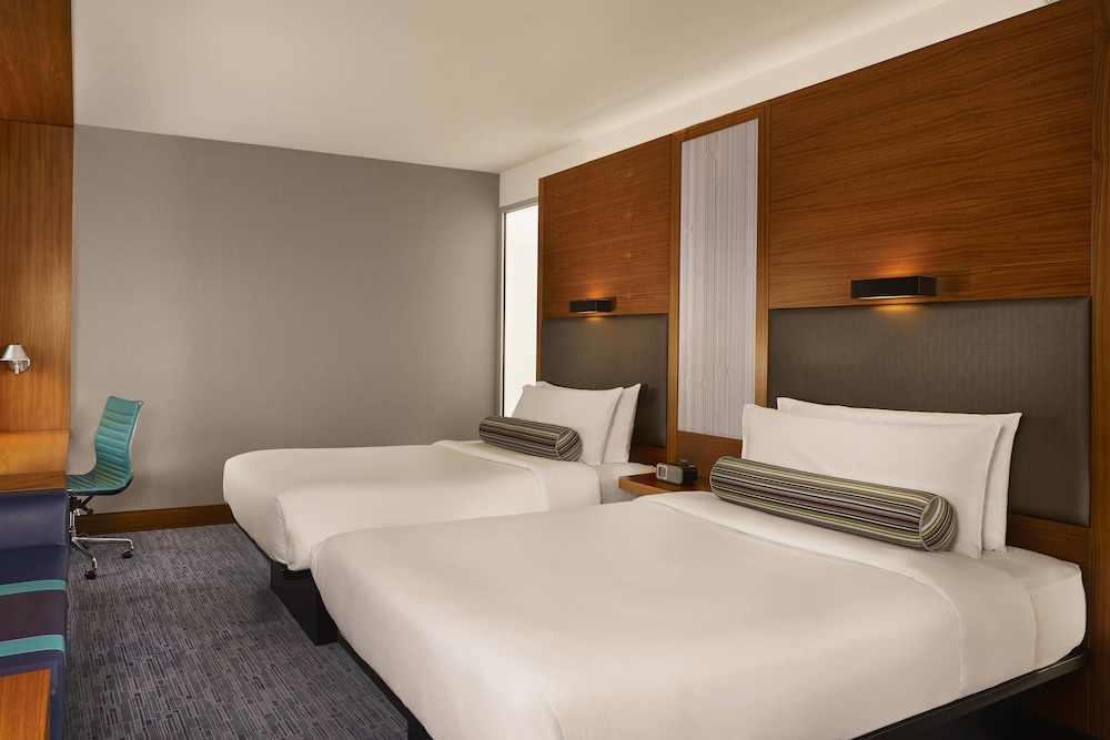 알로프트 런던 엑셀(Aloft London Excel) Hotel Image 10 - Guestroom