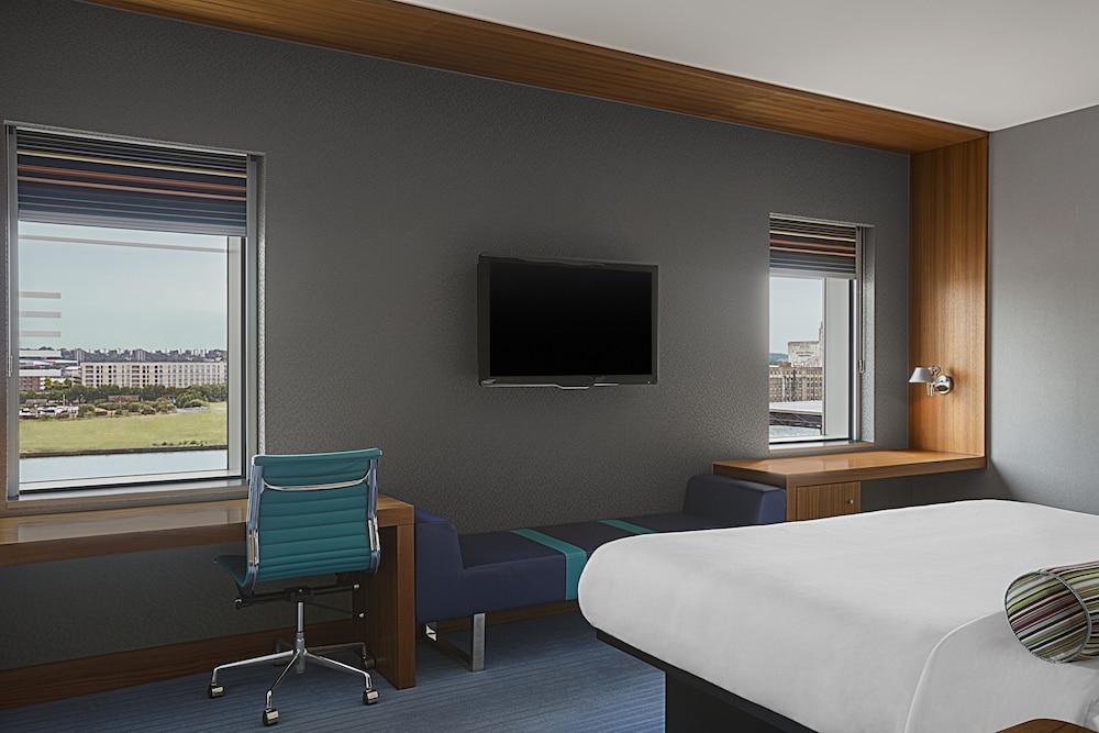 알로프트 런던 엑셀(Aloft London Excel) Hotel Image 5 - Guestroom