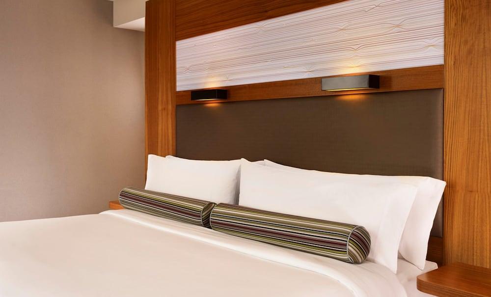 알로프트 런던 엑셀(Aloft London Excel) Hotel Image 3 - Guestroom