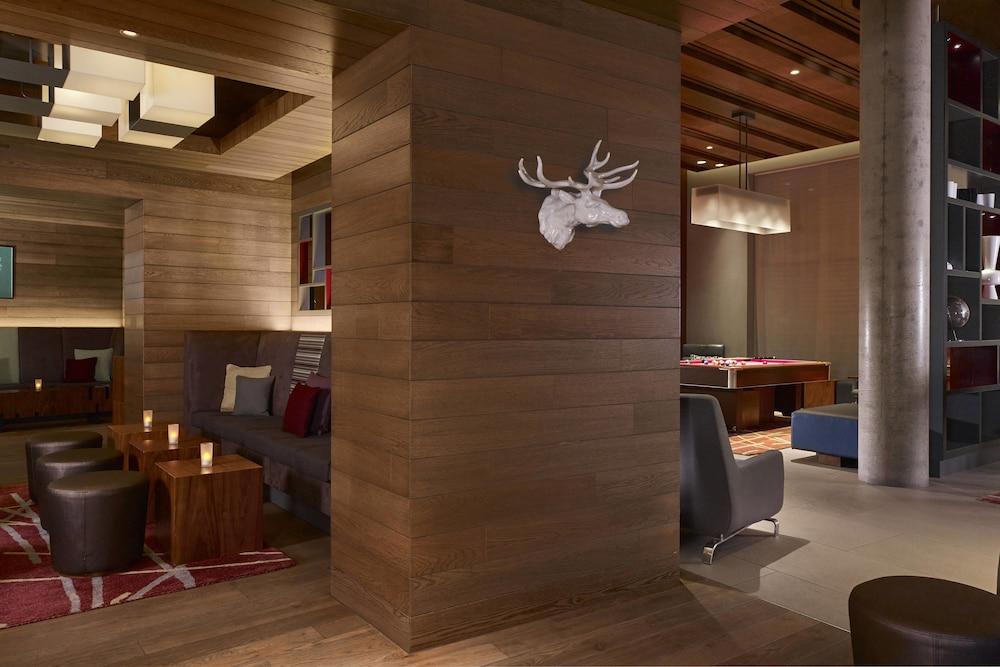 알로프트 런던 엑셀(Aloft London Excel) Hotel Image 30 - Restaurant