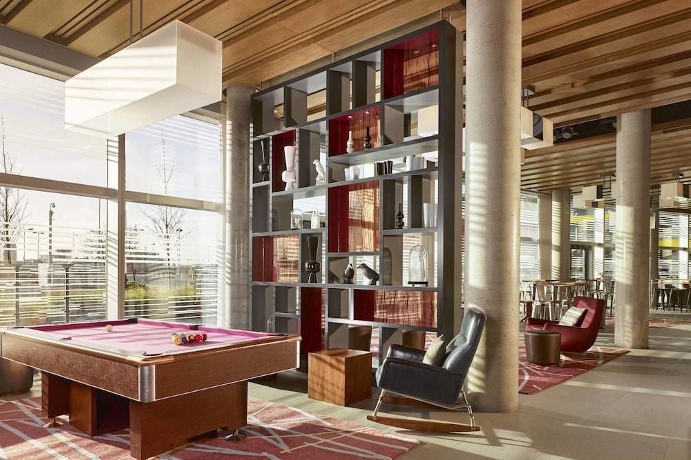 알로프트 런던 엑셀(Aloft London Excel) Hotel Image 32 - Restaurant