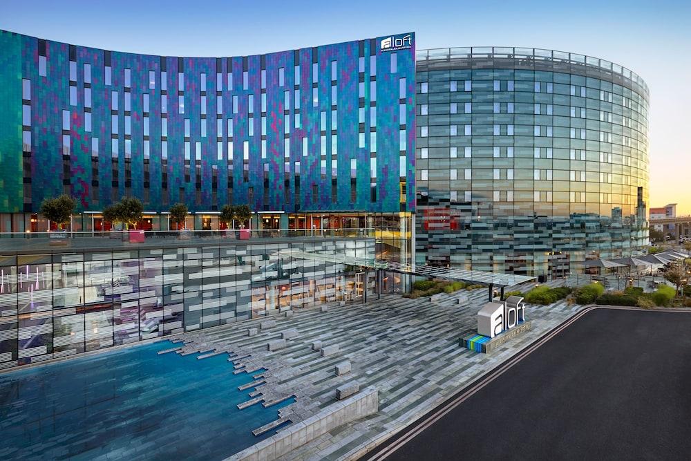 알로프트 런던 엑셀(Aloft London Excel) Hotel Image 51 - Exterior