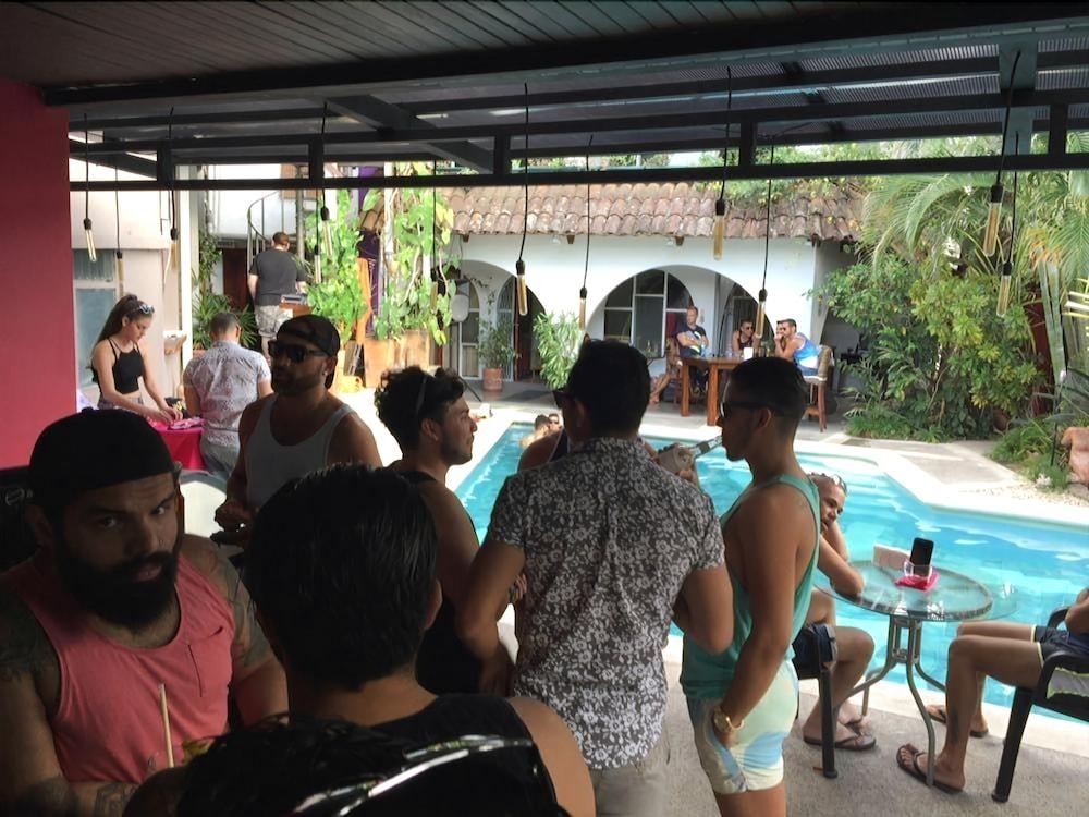컬러스 오아시스 리조트 - 라이프스타일 인클루시브 성인 전용(Colours Oasis Resort - Lifestyle Inclusive Adults Only) Hotel Image 44 - Poolside Bar