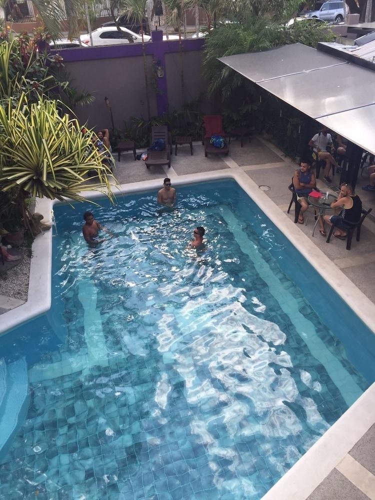 컬러스 오아시스 리조트 - 라이프스타일 인클루시브 성인 전용(Colours Oasis Resort - Lifestyle Inclusive Adults Only) Hotel Image 35 - Outdoor Pool