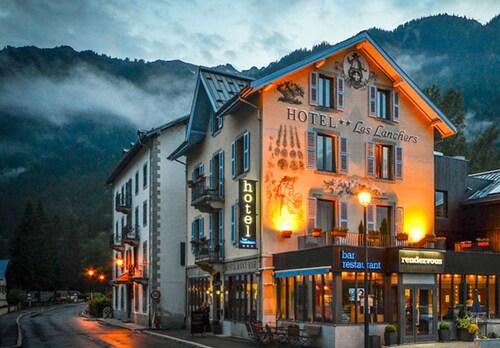 . Hotel Les Lanchers