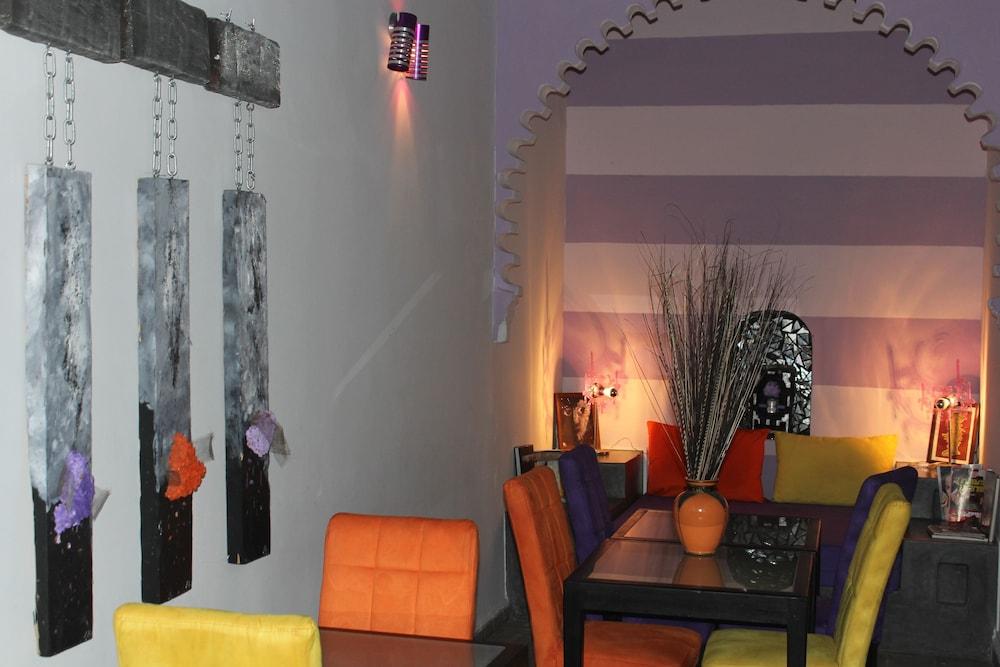리아드 7(Riad 7) Hotel Image 31 - Dining
