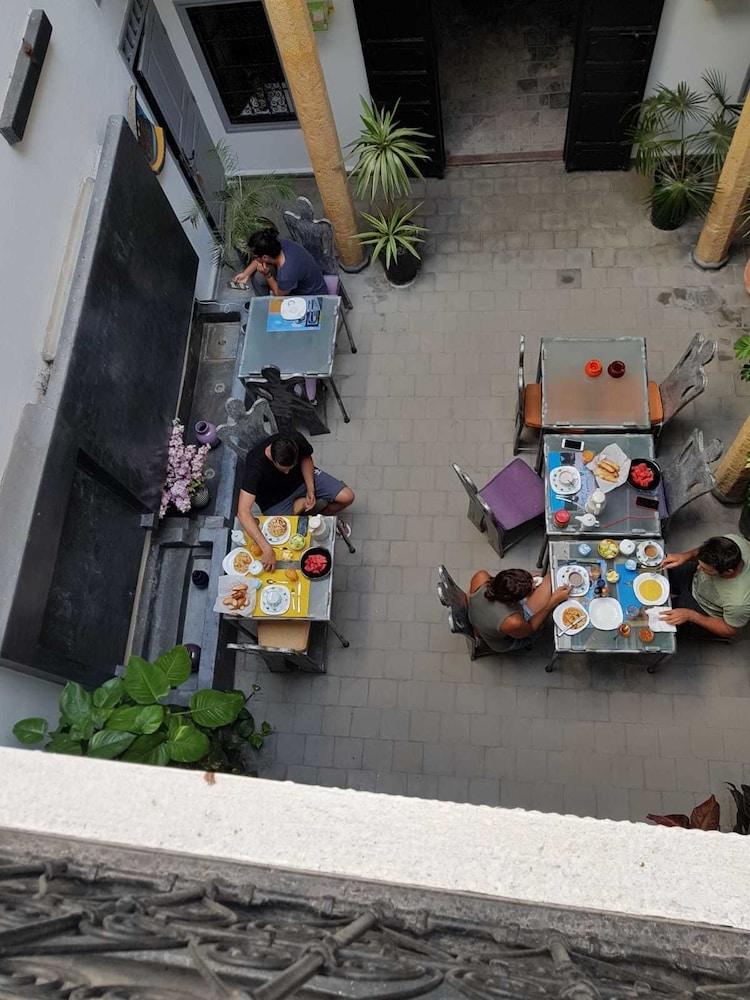 리아드 7(Riad 7) Hotel Image 33 - Breakfast Area