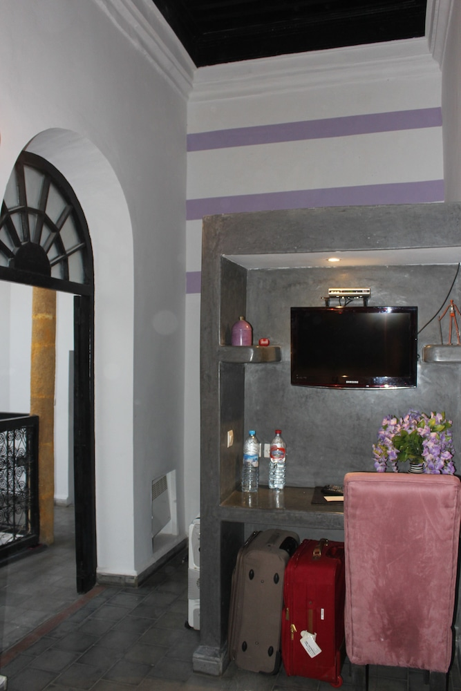 리아드 7(Riad 7) Hotel Image 16 - Living Area