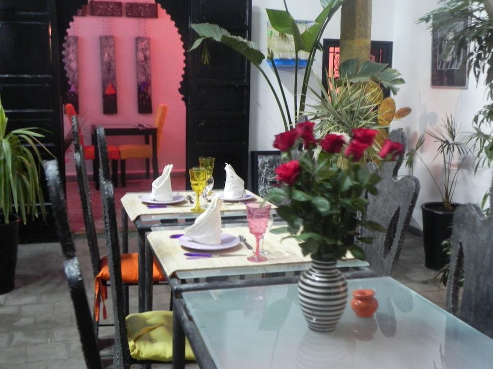 리아드 7(Riad 7) Hotel Image 40 - Outdoor Dining