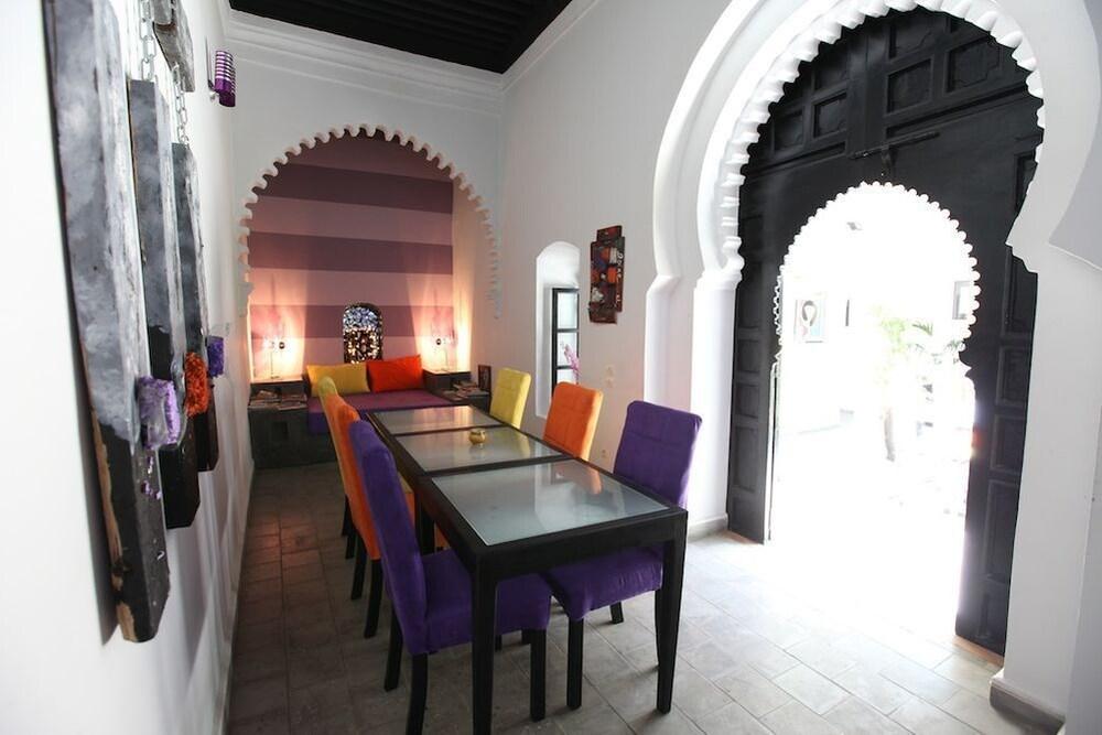 리아드 7(Riad 7) Hotel Image 30 - Dining