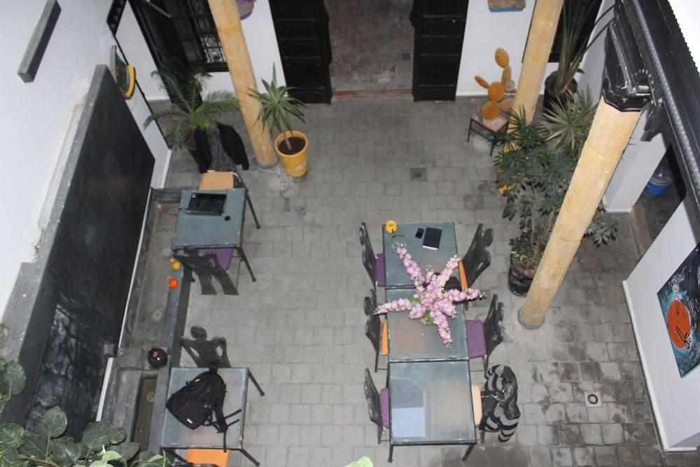 리아드 7(Riad 7) Hotel Image 38 - Courtyard