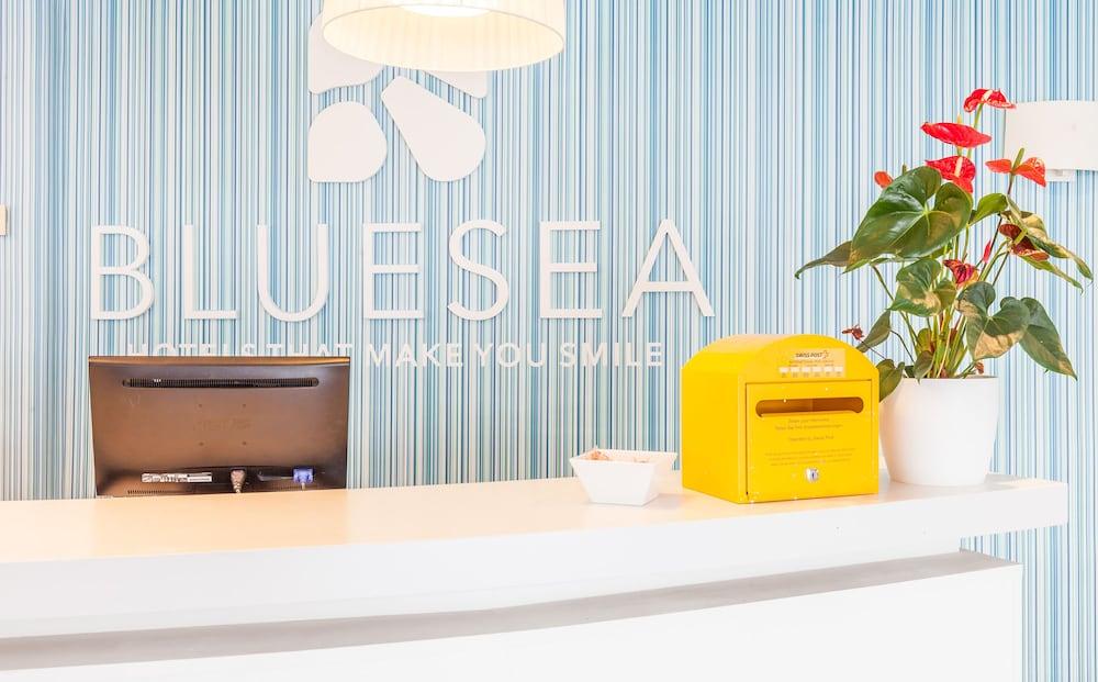 호텔 블루 시 칼라 미요르(Hotel Blue Sea Cala Millor) Hotel Image 22 - Reception
