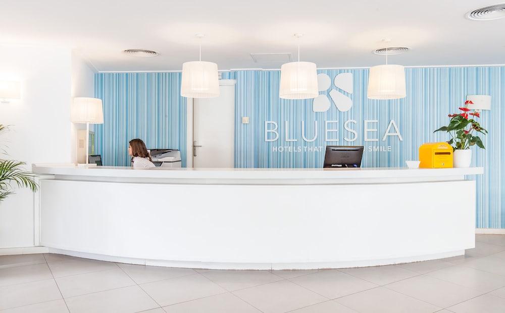 호텔 블루 시 칼라 미요르(Hotel Blue Sea Cala Millor) Hotel Image 3 - Reception