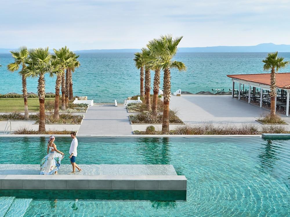 그레코텔 펠라 비치(Grecotel Pella Beach) Hotel Image 44 - Outdoor Pool