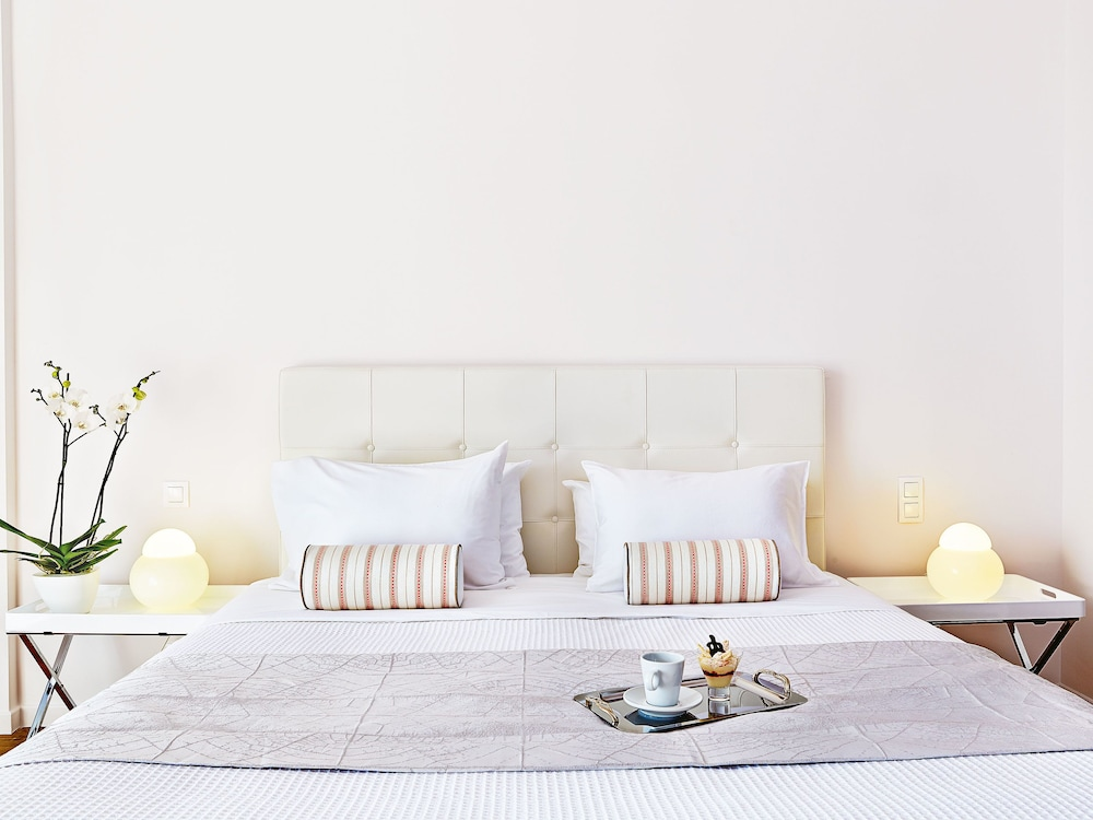 그레코텔 펠라 비치(Grecotel Pella Beach) Hotel Image 8 - Guestroom