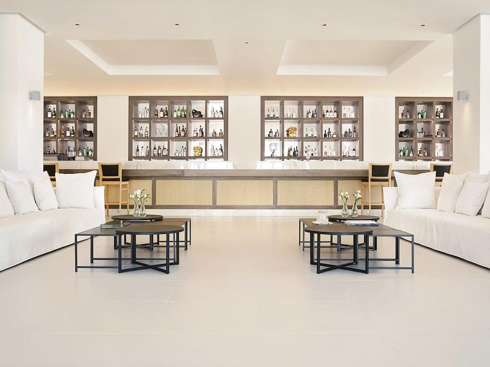 그레코텔 펠라 비치(Grecotel Pella Beach) Hotel Image 51 - Hotel Lounge