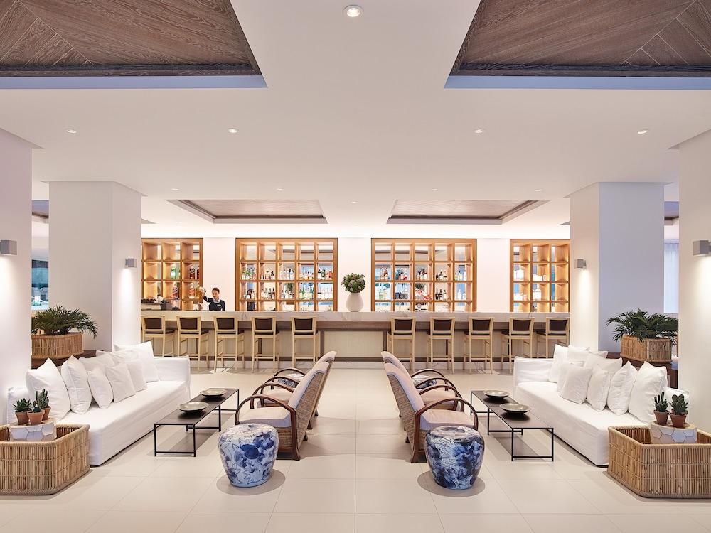 그레코텔 펠라 비치(Grecotel Pella Beach) Hotel Image 41 - Lobby Lounge