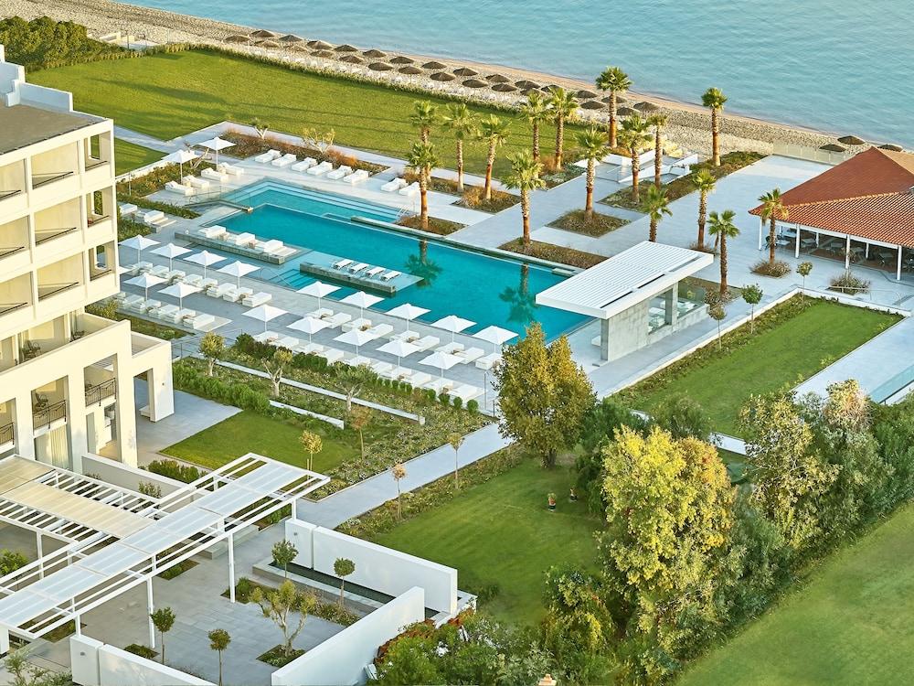 그레코텔 펠라 비치(Grecotel Pella Beach) Hotel Image 60 - Exterior