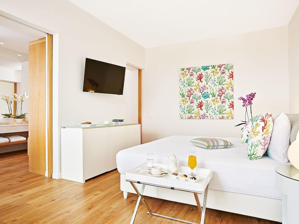 그레코텔 펠라 비치(Grecotel Pella Beach) Hotel Image 42 - Guestroom