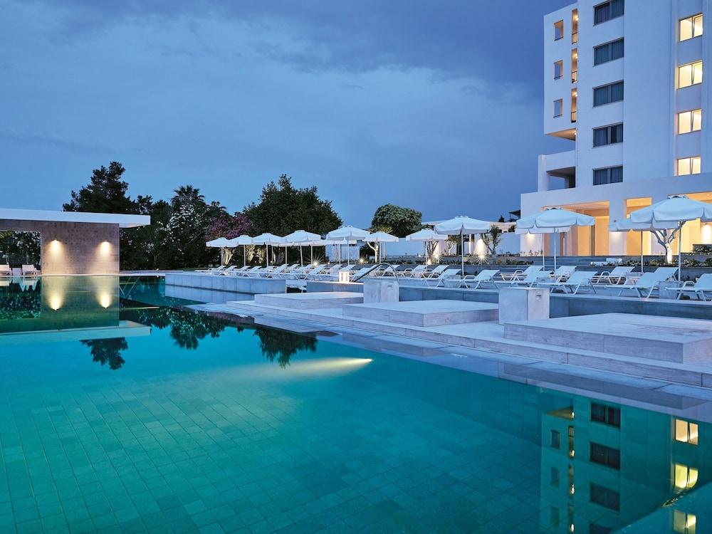 그레코텔 펠라 비치(Grecotel Pella Beach) Hotel Image 65 - View from Hotel