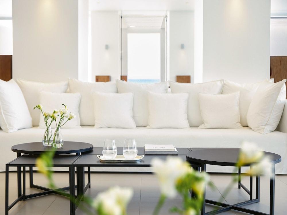 그레코텔 펠라 비치(Grecotel Pella Beach) Hotel Image 1 - Lobby Sitting Area