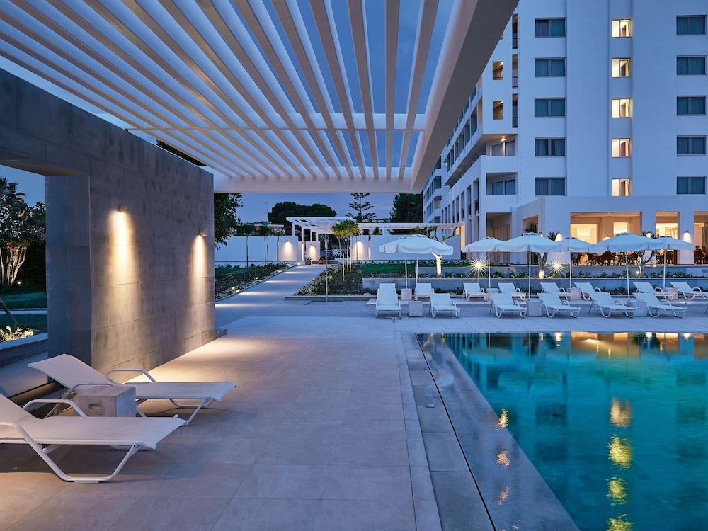 그레코텔 펠라 비치(Grecotel Pella Beach) Hotel Image 40 - View from Hotel