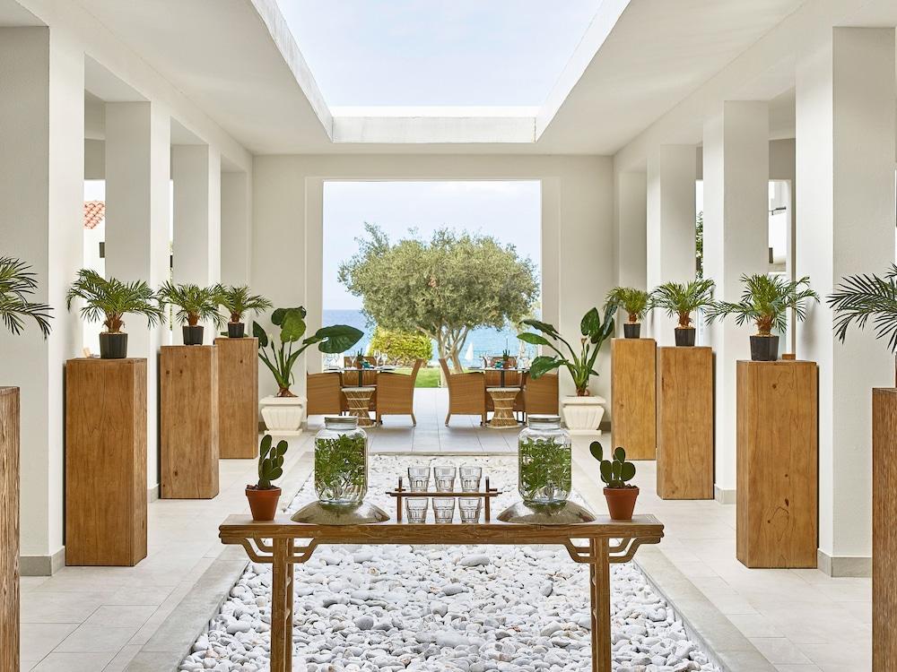 그레코텔 펠라 비치(Grecotel Pella Beach) Hotel Image 48 - Breakfast Area