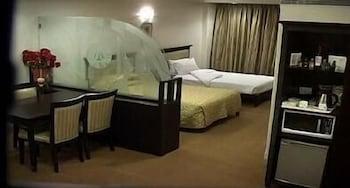 호텔 앰비언스 이그제큐티브(Hotel Ambience Executive) Hotel Image 5 - Guestroom
