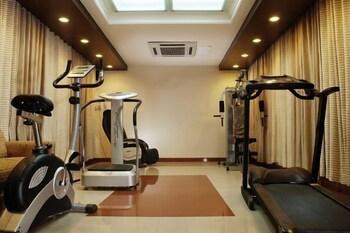 호텔 앰비언스 이그제큐티브(Hotel Ambience Executive) Hotel Image 13 - Fitness Facility