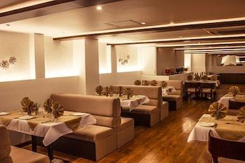 호텔 앰비언스 이그제큐티브(Hotel Ambience Executive) Hotel Image 15 - Dining