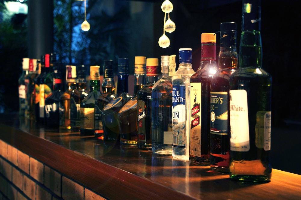 호텔 앰비언스 이그제큐티브(Hotel Ambience Executive) Hotel Image 25 - Hotel Bar