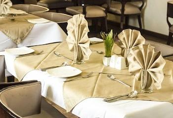 호텔 앰비언스 이그제큐티브(Hotel Ambience Executive) Hotel Image 31 - Banquet Hall
