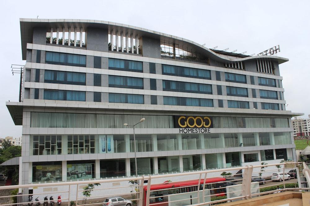 호텔 앰비언스 이그제큐티브(Hotel Ambience Executive) Hotel Image 40 - Hotel Front