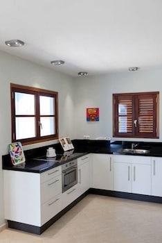 쿠누쿠 아쿠아 리조트 - 올인클루시브(Kunuku Aqua Resort - All Inclusive) Hotel Image 9 - In-Room Kitchen