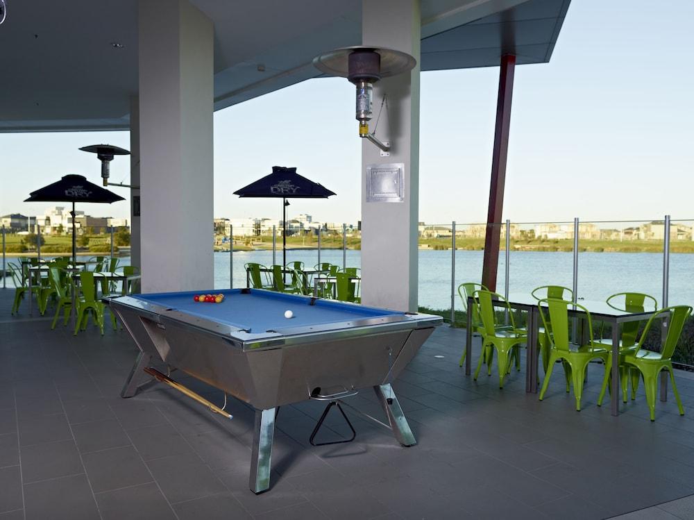 메르큐르 멜버른 캐롤라인스프링스(Mercure Melbourne Caroline Springs) Hotel Image 31 - Billiards