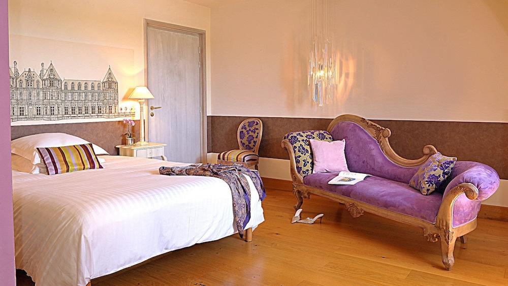 르 를레 루이스 XI(Le Relais Louis XI) Hotel Image 14 - Guestroom